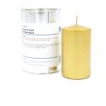 Candle lacquer