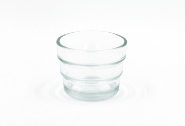 Glas windlicht mini for Windlicht glas gross