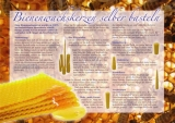 Beeswax combs information