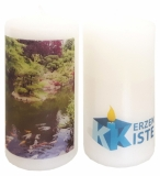 Photocandle 80x40mm