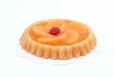 Fruit tartlet Peach