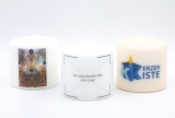 Photocandle 100x100mm