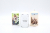 Photocandle 120x70mm