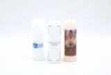 Photo candle 150x50mm