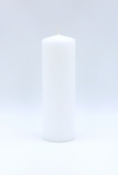 Fireplace candle 250x80mm