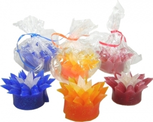 Flowercandle small 12pack