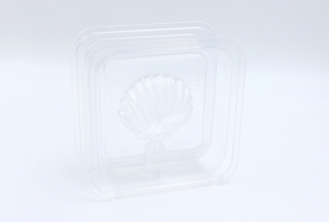 Soap mould shell