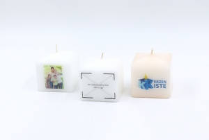 Photocandle Square 60x60x60