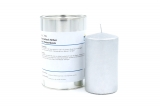 Candle lacquer. silver 1000ml