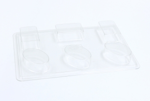 Mini Soap mould 6pcs