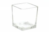 Glass cube 70x70x75mm